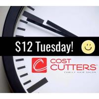 Cost Cutters Family Hair Salon - North Augusta