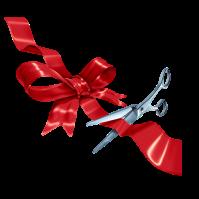 Ribbon Cutting - The Swank Company