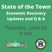 POSTPONED - State of the Town - Q & A with Town Officials