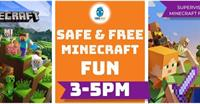 Free Minecraft Play Time!