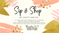 Sip & Shop with Leavitt and Co.