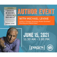 Author Event with Michael Levine