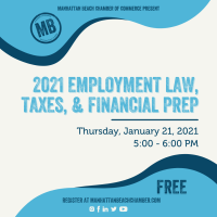 2021 Employment Law, Taxes, & Financial Prep
