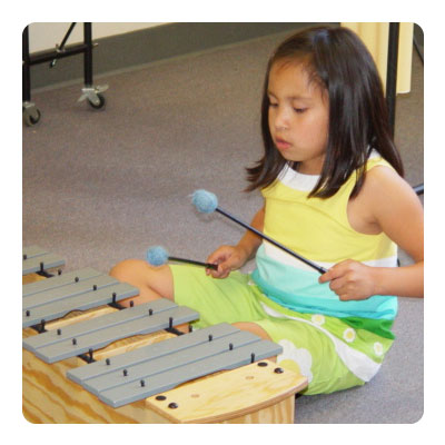 Ages 6 to 8 Melody Makers with Piano Option