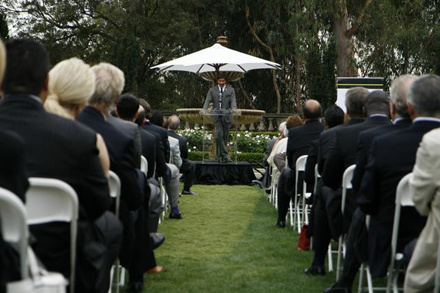 State of the City Address by Mayor of Beverly Hills