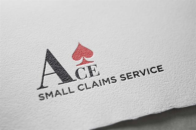 ACE Small Claims Service - Brand Identity // Logo