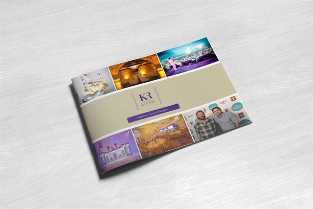 Kim Ruggles Events - Press Brochure - front