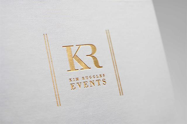 Kim Ruggles Events - Brand Identity // Logo