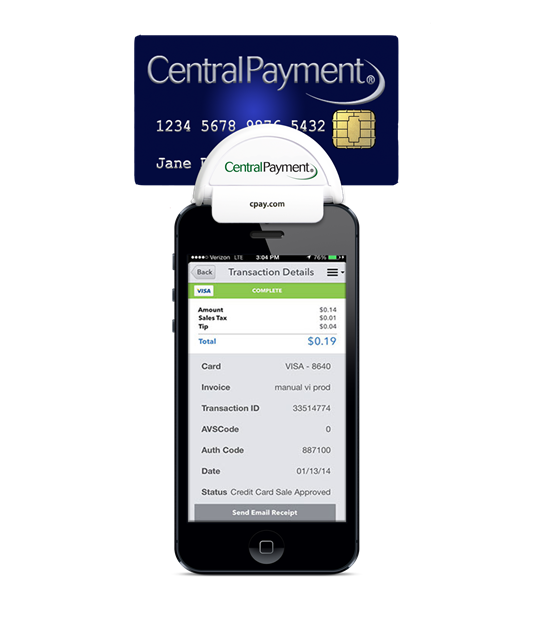 FREE Mobile credit card reader account