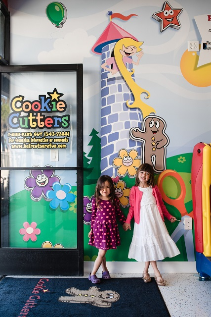 Cookie Cutters - Haircuts for Kids  - Manhattan Beach + South Bay welcomes you!  Discover how fun haircuts can be!