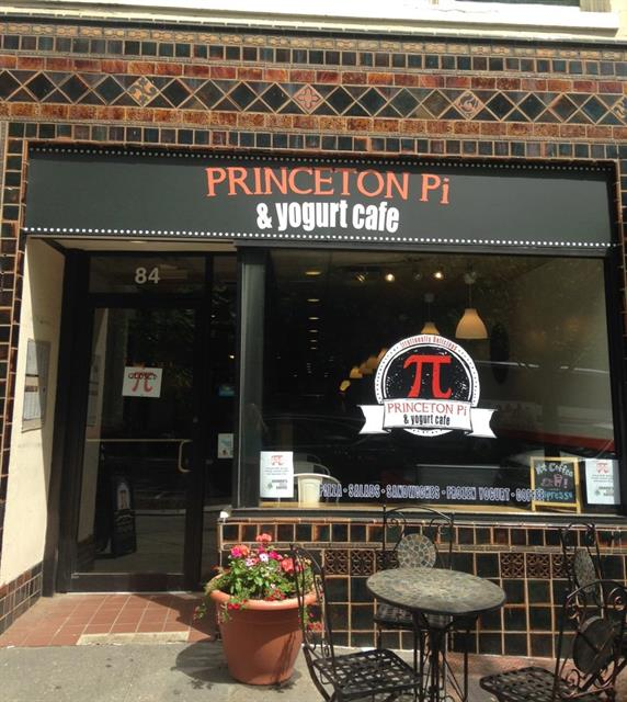 Custom Logo, Tagline & Store Display for Princeton Pi