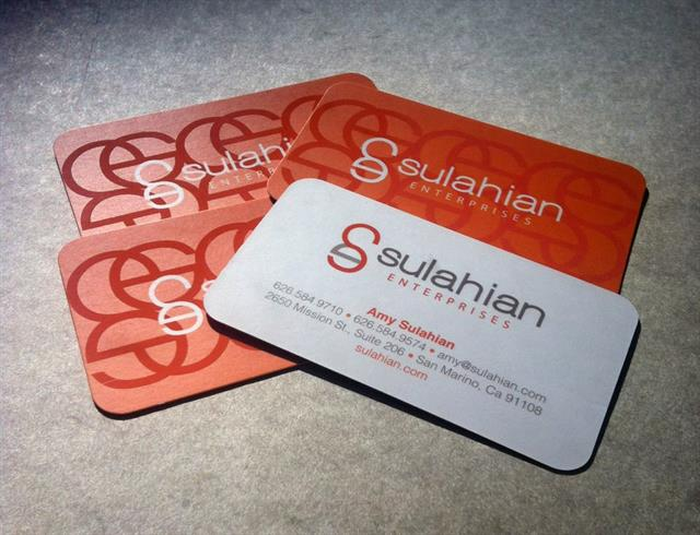 Custom Logo Design & Business Card Creation for Sulahian Enterprises