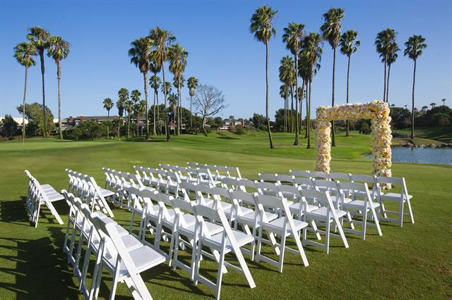 Golf Course wedding 3