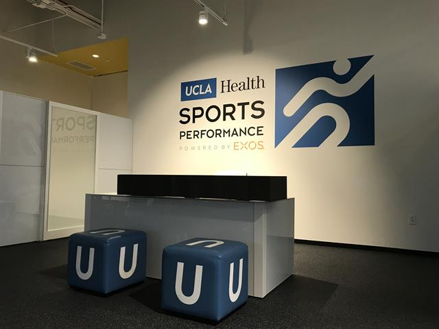 UCLA Health Sports Performance, Powered by EXOS | HEALTH AND FITNESS