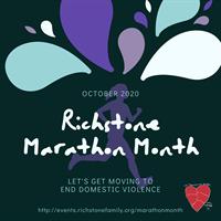 FREE Marathon Month for Domestic Violence Awareness