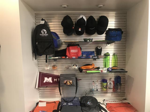 Showroom school items