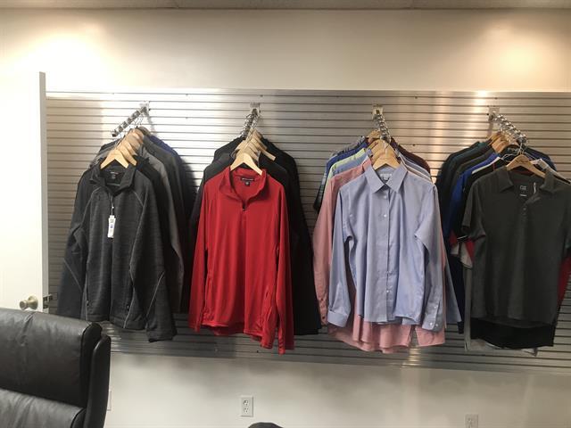 Showroom apparel