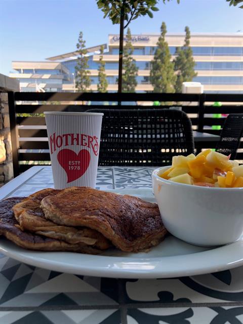 Best Gluten Free Pancakes, Yasss!