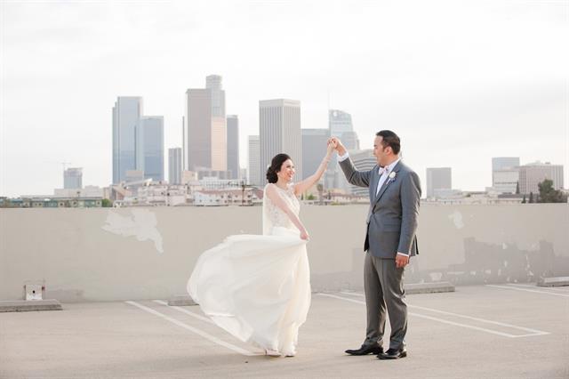 Downtown Los Angeles Wedding