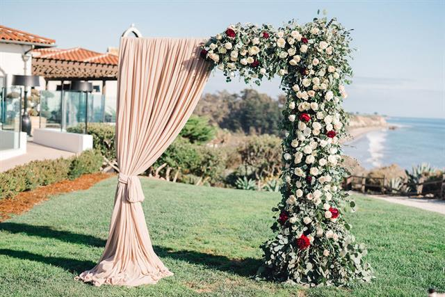 The Ritz-Carlton Bacara, Santa Barbara Wedding Ceremony