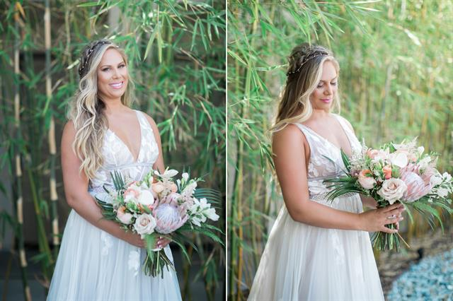 Hermosa Beach Intimate Wedding