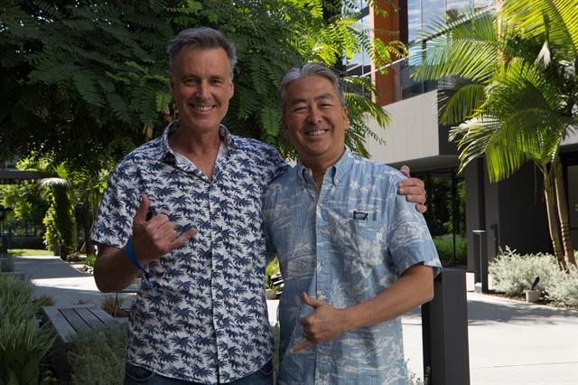 South Bay Assembly Member Al Muratsuchi is a guest speaker at the ISTO surf therapy symposium