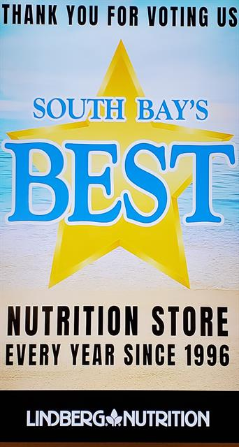 Thank You For Voting Us The South Bay's Best Since 1996!!