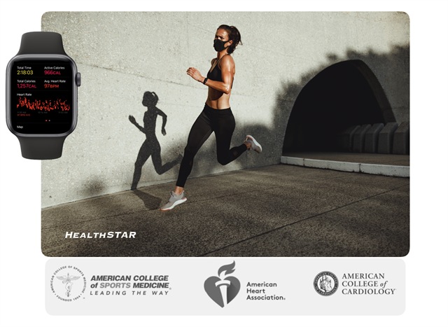 A Smarter Way to Get Healthy Healthstar's Precision Health Program™ is a Physician-led, team-based approach to fitness that uses cutting-edge AI technology, personalized data, and lifestyle changes to help people achieve ideal cardiovascular health. It's proactive prevention for a disease-free life.