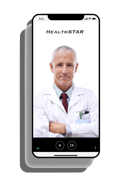 Virtual Primary Care. The only virtual clinic you'll ever need for your primary care needs.