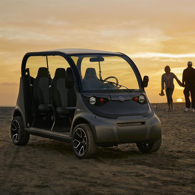 GEM Electric Vehicles E4 LSV