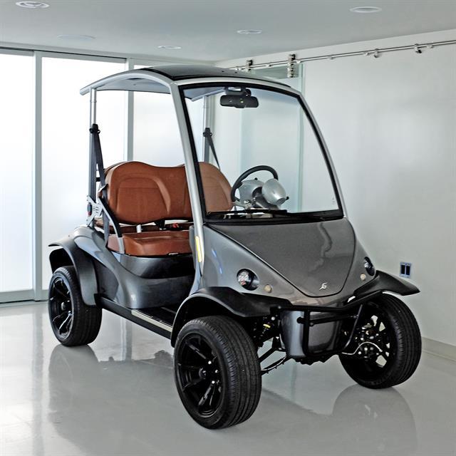 Garia Via 2+2 Street Legal Golf Car