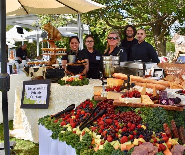 CSCRB's Celebrate Wellness event hosts more than 30 of the finest restaurants, wineries, breweries and beverage companies in the South Bay.