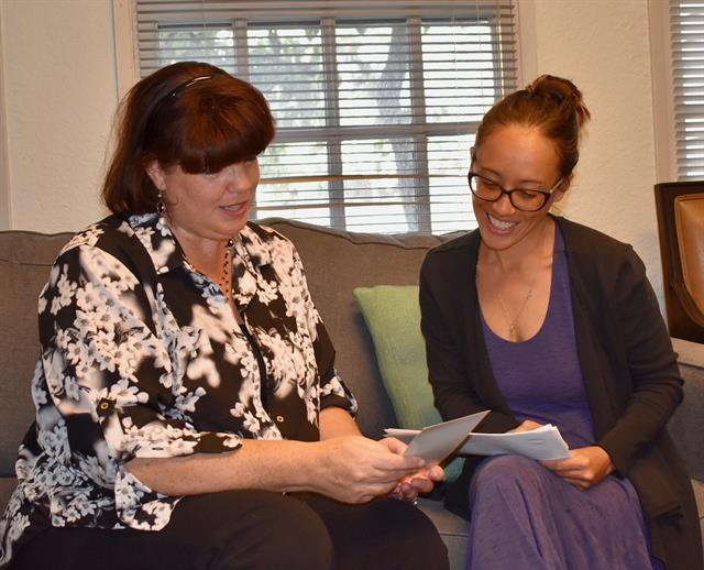 Individual and family counseling is often helpful during a patient's cancer journey