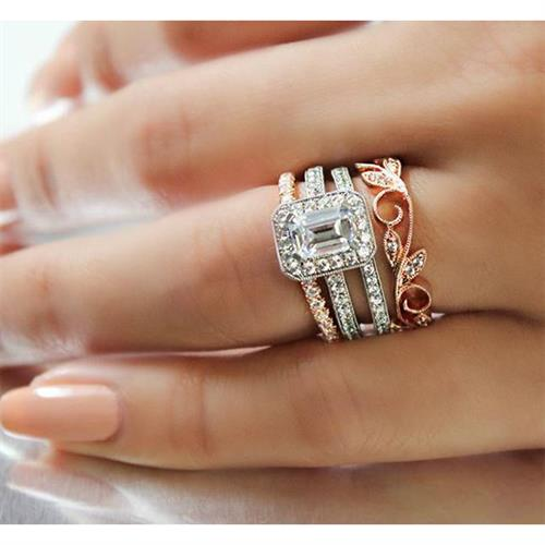 One of many engagement ring styles available from our top brand, Gabriel & Co, New York.  Bring us your ideas (or their Pinterest pictures) and we will help you create the perfect ring!