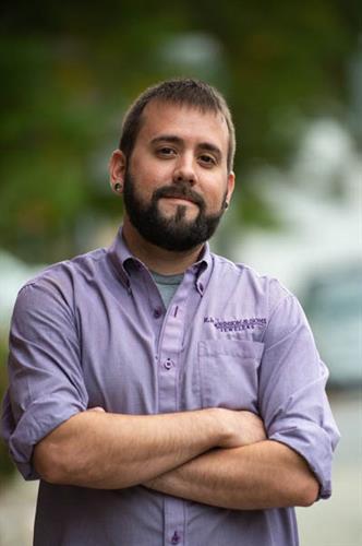 Mack Johnson (Robert Mack Johnson, III) is our CTO & Laser Engraving Specialist.