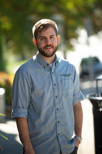 Zack Johnson serves as Vice President and Jewelry Designer & repairman.