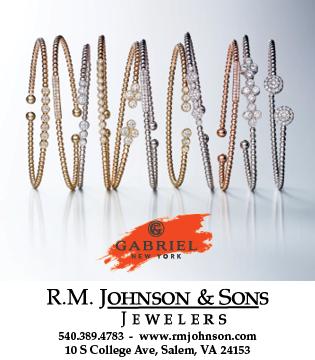 Our very popular Bujikan bracelets by Gabriel & Co.