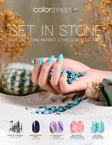 Stones Don't Always Get Set in Jewelry