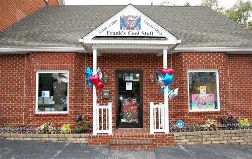 Frank's Cool Stuff, 213 W. 4th Street, Salem, VA 24153