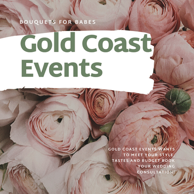 Gold Coast Events Bouquets
