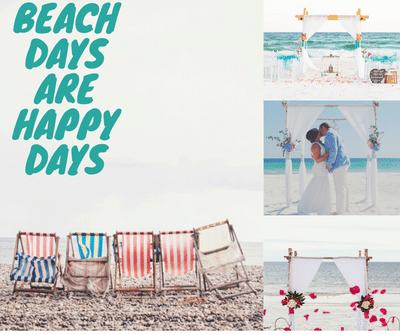 Navarre Beach Weddings by Gold Coast Events