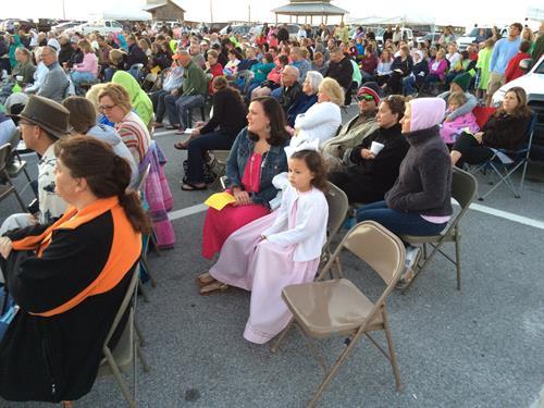 Community Wide Easter Sunrise Service Apr 5 2020 Navarre Beach