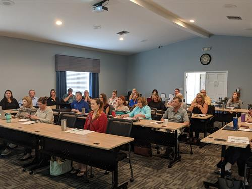 NABOR hosts over 50 classes annually offering our members the best training at our convenient location.