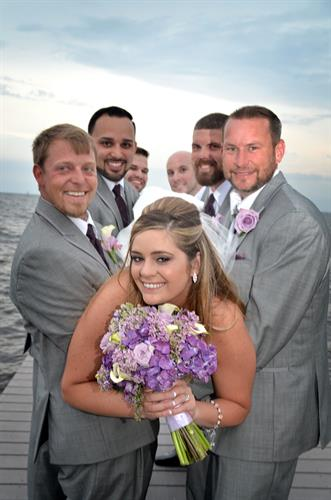 A recent Pensacola Beach Wedding!!