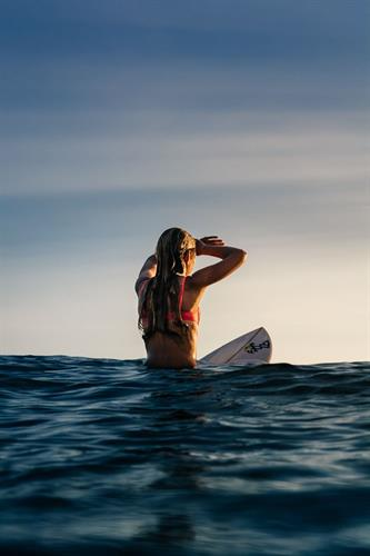 Sage Offutt - Paddle Board, Surf and Kayak Enthusiast