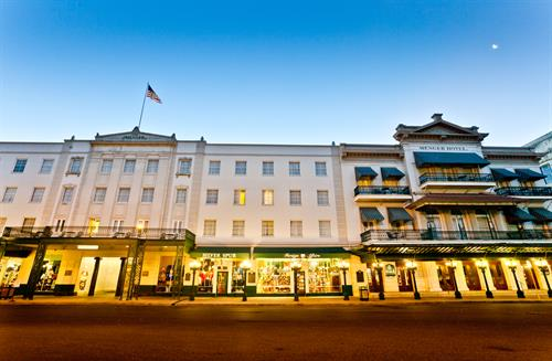 Historic Menger Hotel