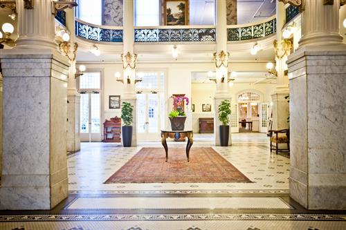 Original Victorian Lobby