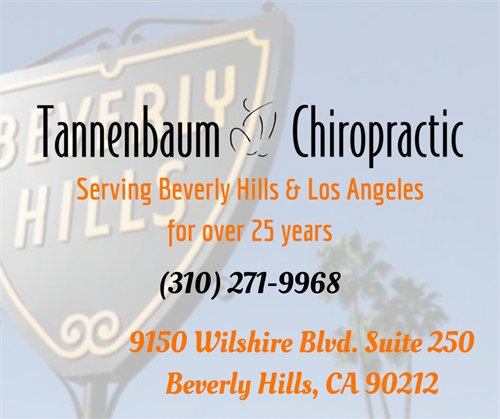 Our Beverly Hills Chiropractic office strives to make everyone happy and pain free with an emphasis on Posture and Ergonomics.