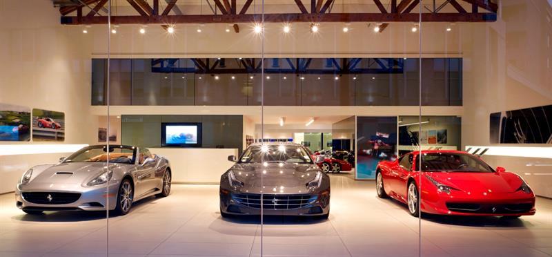 Ferrari Maserati of Beverly Hills
