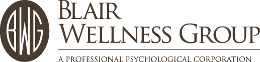 Blair Wellness Group, A Professional Psychological Corporation